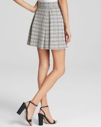 Theory Black Skirt - Rortie C Prosecco