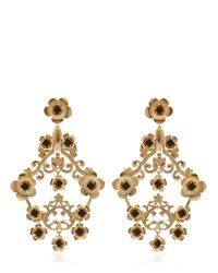Mercantia Metallic Premium Collection Earrings