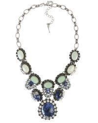 Ziba | Gray Bruna Necklace | Lyst