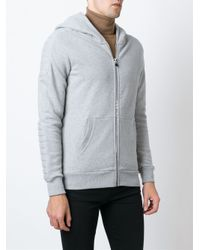 Philipp Plein - Gray 'huge Star' Hoodie for Men - Lyst