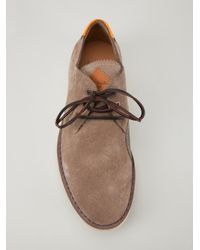 Paul Smith Natural Saturn Derby Shoe for men