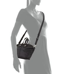 Givenchy - Black Nightingale Micro Leather Satchel Bag - Lyst