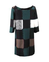 Marni Green Moku Shift Dress