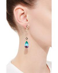 Hanut Singh - Metallic Principessa Earrings - Lyst