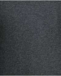 Zara | Gray Combination Knitted Sweater for Men | Lyst