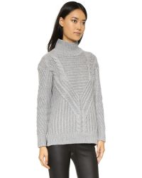 Parker - Gray Tawny Sweater - Lyst
