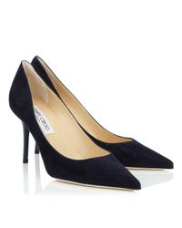 Jimmy Choo | Blue Agnes | Lyst