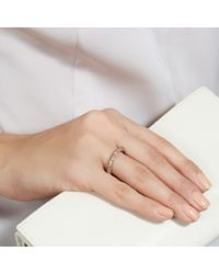 Carolina Bucci | Metallic Champagne Diamond Pave Ring | Lyst
