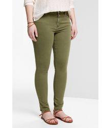 Violeta by Mango Natural Super Slim Fit Anabel Jeans
