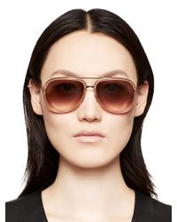 kate spade new york - Multicolor Klaudia Sunglasses - Lyst