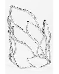 Alexis Bittar | Metallic 'elements - Phoenix' Statement Cuff | Lyst