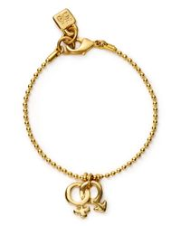 Uno De 50 | Metallic And Love Bracelet | Lyst