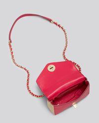 Tory Burch Pink Mini Bag - Kira Chain