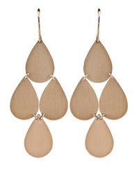 Irene Neuwirth | Pink Chandelier Earrings | Lyst