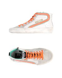 Golden Goose Deluxe Brand | White High-Tops & Trainers | Lyst