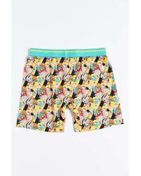 Urban Outfitters - Multicolor Hey Arnold Cast Boxer Brief for Men - Lyst