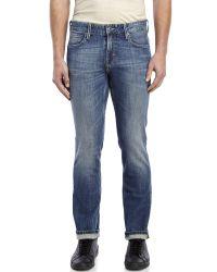 BOSS Orange - Blue Orange63 Slim Fit Jeans for Men - Lyst
