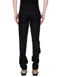 Ralph Lauren Black Label Gray Casual Trouser for men