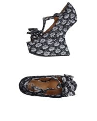 Jeffrey Campbell | Black Court | Lyst