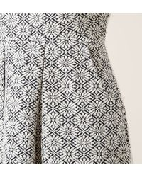 Hobbs Blue Lia Dress