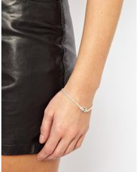 Kat&bee | Metallic Paulin Bracelet | Lyst