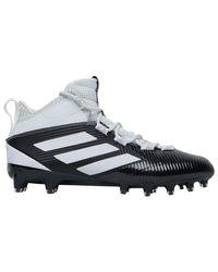Adidas Black Freak Carbon Molded Cleats Shoes for men