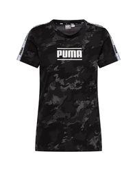 PUMA Black Camo Pack T-shirt