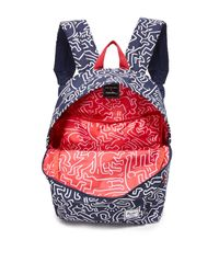 Herschel Supply Co. Multicolor X Keith Haring Winlaw Backpack for men