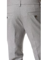 Marc Jacobs - Gray Casual Pants for Men - Lyst