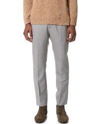 Marc Jacobs | Gray Casual Pants for Men | Lyst