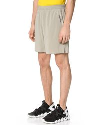 Porsche Design - Gray Spa Shorts for Men - Lyst