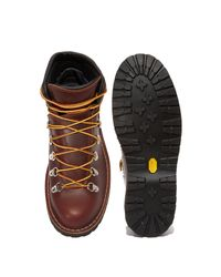 Danner - Brown Mountain Pass Leather Ankle Boots for Men - Lyst