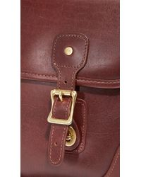 JW Hulme Brown Briefcase for men