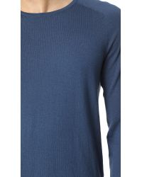 HUGO Blue San Francisco Crew Sweater for men