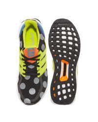 Adidas Originals Green Kolor Ultra Boost Sneakers for men