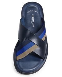 Kenneth Cole - Blue Kirby B Sandals for Men - Lyst
