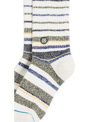 Stance Natural Castro Socks for men