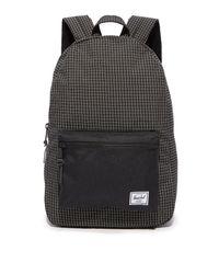 Herschel Supply Co. Black Settlement Backpack for men