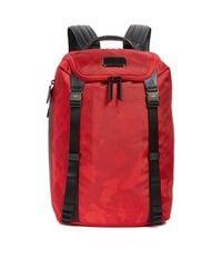 Tumi Red X Westbrook Warren Backpack for men