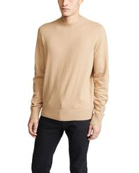 A.P.C. Natural Pull Han Sweater for men