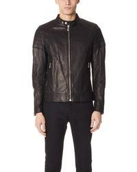 Belstaff Black North Cott Jacket for men