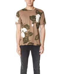 3.1 Phillip Lim Multicolor Double Sleeve Tee for men