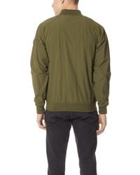 Penfield Green Okenfield Bomber Jacket for men