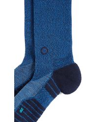 Stance Blue Athletic Icon for men