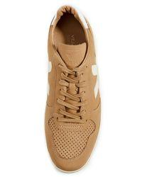 Veja Natural V-10 Bastille Sneakers for men