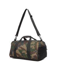Stussy - Black Stock Duffel Bag for Men - Lyst