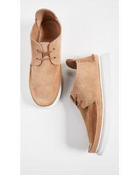Clarks Multicolor Seven Suede Shoes for men