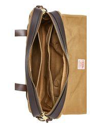 Filson - Brown Original Briefcase for Men - Lyst