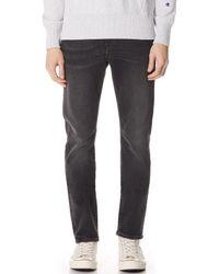Levi's Black Ice Slim Tack Jeans for men