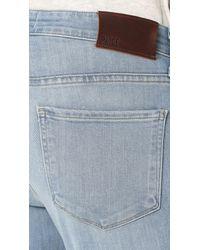 PAIGE Blue Federal Roller Jeans for men